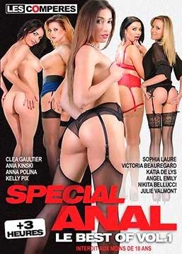 Special Anal Le Best of 1 | Лучшее из Особого Анального Секса 1 (2020) HD 720p