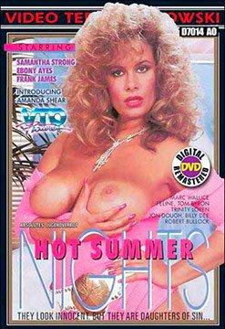 Hot Summer Nights   Горячие Летние Ночи (1988) DVDRip