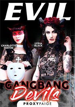 Gangbang Devils | Затраханные Дьяволицы (2020) HD 720p