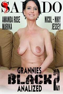 Grannies Black Analized 2 | Бабушки Анализированные Чёрными 2 (2020) WEB-DL