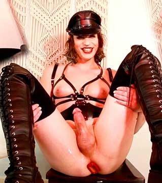Janie Blade - Leather Mommy (2020) SiteRip