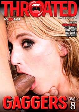 Gaggers 8 | Глубокие Глотки 8 (2020) DVDRip
