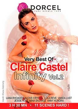 Claire Castel Infinity vol.2 | Клэр Кастель - Без Ограничений 2 (2020) HD 1080p