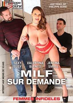 MILF sur demande | Мамочки по Вызову (2018) DVDRip