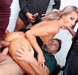 In Control, Vicky Sol Rules the Stage with Balls Deep Anal, Big Gapes, Creampie and Swallow GIO1562 (2020) HD 2160p