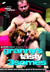 Granny's Tasty 3somes   Бабушки Пробуют Тройнички (2020) WEB-DL