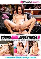 Young Anal Adventures 3 | Анальные Приключения Молодых 3 (2017) HD 1080p