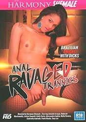 Anal Ravaged Trannies | Анальнo Разрушенные Tрансы (2016) HD 1080p
