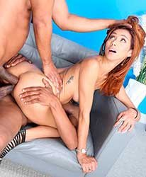 Anal Creampie, Veronica Leal Vs 3 BBC for Balls Deep Anal, DP, Big Gapes and Creampie GIO1538 (2020) HD 2160p