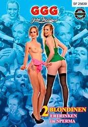 2 Blondinen Ertrinken Im Sperma   2 Блондинки Тонут в Сперме (2020) DVDRip