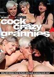 Cock Crazy Grannies | Сумасшедшие По Члену Бабушки (2020) WEB-DL