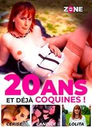 20ans et déjà coquines | Шаловливые 20 летние (2020) HD 720p