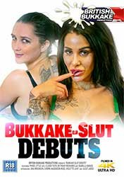 Bukkake - Slut Debuts | Буккаке - Дебют Шлюх (2019) DVDRip