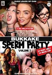 Bukkake Sperm Party 1 | Буккаке Вечеринка Спермы 1 (2020) DVDRip