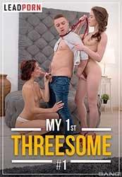 My 1st Threesome 1 | Мой 1-й Тройничок 1 (2020) WEB-DL