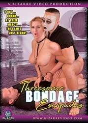 Threesome Bondage Escapades | Трехходовые Выходки в Бондаж (2019) WEB-DL