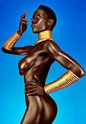 Африканские Девушки В Естественной Среде [316 x 474 до 1000 x 1515] [600 Фото] JPG