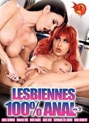 100% anal lesbians 2 | 100% Лесбийский Анал 2 (2017) HD 720p