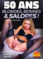 50 ans, blondes, bonnes et salopes!   50-Летние Блондинки Добродушные Шлюхи (2018) HD 720p