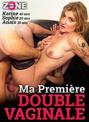 Ma première double vaginale | Мой Первый Двойной Вагинальный (2020) HD 720p