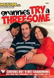 Grannies Try a Threesome | Бабушки Пробуют Тройничок (2020) WEB-DL