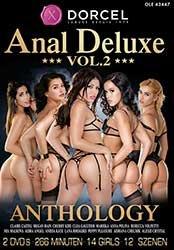 Anal Deluxe Anthology 2 | Роскошная Анальная Антология 2 (2020) DVDRip