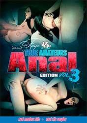 True Amateurs: Anal Edition 3   Настоящие Любители: Анальное Издание 3 (2020) WEB-DL