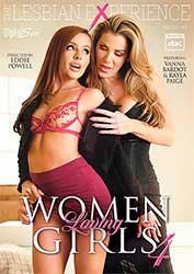 Women Loving Girls 4 | Женщины Обожающие Девушек 4 (2020) WEB-DL