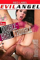 Double Anal Trouble   Двойная Анальная Проблема (2020) DVDRip