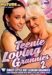 Teenie Loving Grannies 2 | Подростки Обожающие Бабушек 2 (2020) WebRip