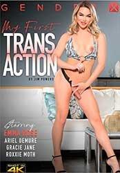 My First Trans Action | Моё Первое Транссексуальное Действие (2020) HD 1080p