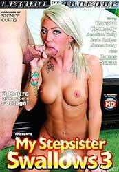 My Stepsister Swallows 3 | Моя Сводная Сестра Глотает 3 (2017) WEB-DL