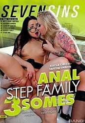 Anal Step Family Threesomes | Анальные Тройники в Приёмной Семье (2020) WEB-DL