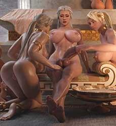 Sindel, Cassie and Sonya | Синдел, Кэсси и Соня (2021) HD 1080p