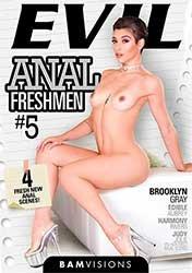 Anal Freshmen 5 | Анальные Первокурсницы 5 (2021) DVDRip