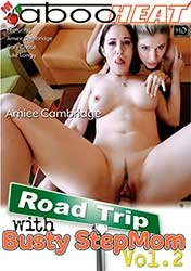 Amiee Cambridge, Cory Chase - Road Trip With My Busty Step Mom 2 (2021) HD 1080p