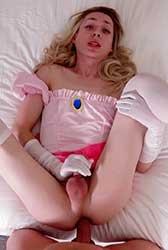 Kylie Kottonmouth - Sissy Princess Slays A Big Dick (2021) SiteRip
