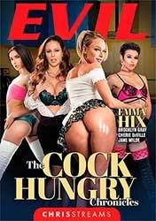 The Cock Hungry Chronicles | Хроники Жаждущих Члена (2021) HD 1080p