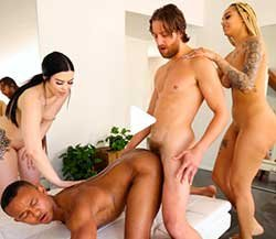 Ivy Steele, Apollo Parker, Thomas Rosewood, Alyssa Amethyst Fuck For The Moon! (2021) HD 1080p