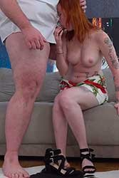 Roxy Fox - Ginger Preggo (2021) HD 1080p